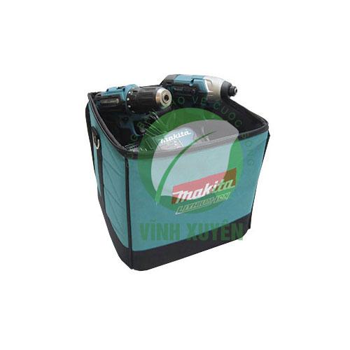 Bộ máy bắn vít chạy pin Makita CLX201S ( túi máy pin theo bộ )