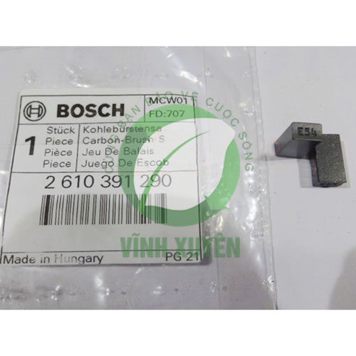 Chổi than BOSCH GSB13RE ( 2610391290 )