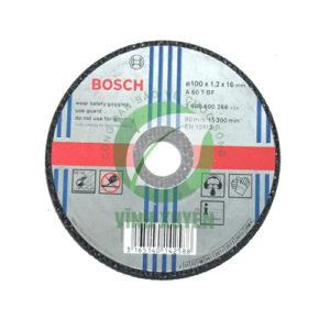 Đá cắt sắt Bosch 100