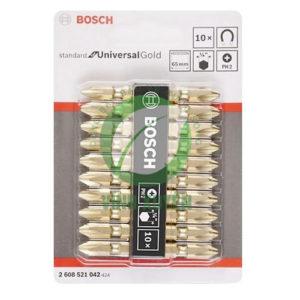 Đầu vặn vít Bosch ngắn PH2-65mm