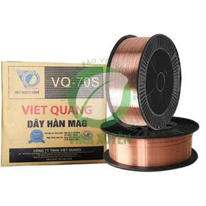 Dây hàn C02 ( ER70S-6) 0.8mm 5kg/1 cuộn - Việt Quang
