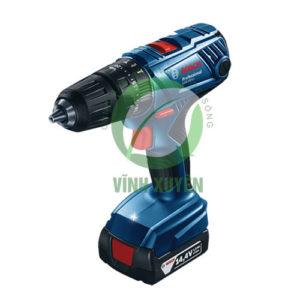 Máy khoan vặn vít dùng pin Bosch GSR140 Li