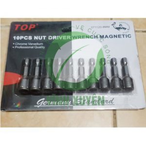 Chụp bắn tôn TOP 8MM ( WRENCH MAGNETIC) Mã 071120-8MM