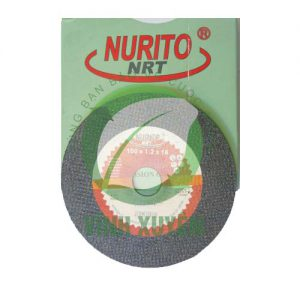 Đá cắt NOX Nhật 125 NURITO NRT