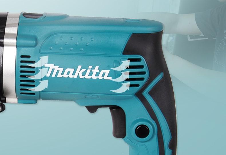 Thiết kế thông minh của máy khoan Makita