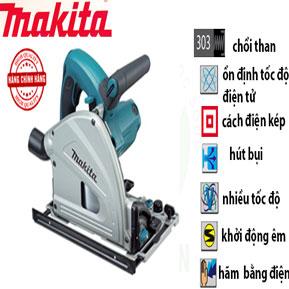 máy cưa đĩa cắt sâu makita chính hãng