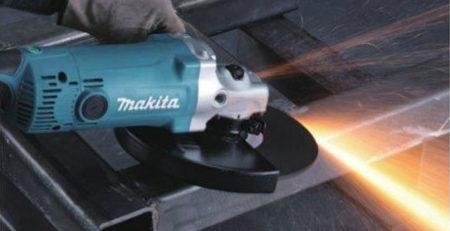 ưu điểm của sản phẩm máy mài góc makita