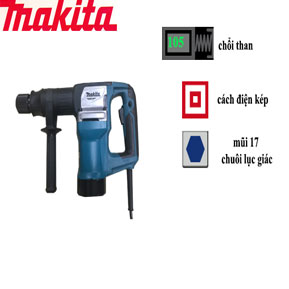 máy đục bê tông makita m8600